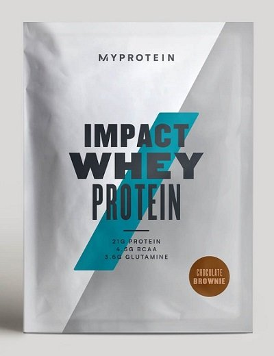 Impact Whey Protein - MyProtein 1000 g Natural Chocolate
