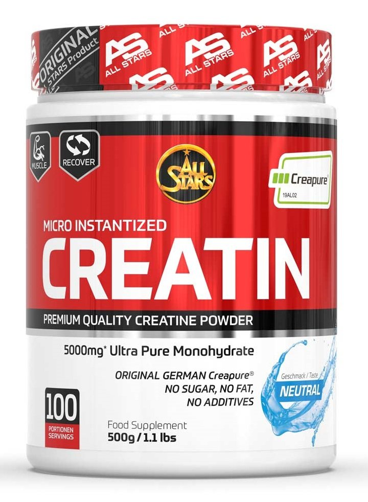 Creatin Micro Instantized - All Stars 500 g Neutral