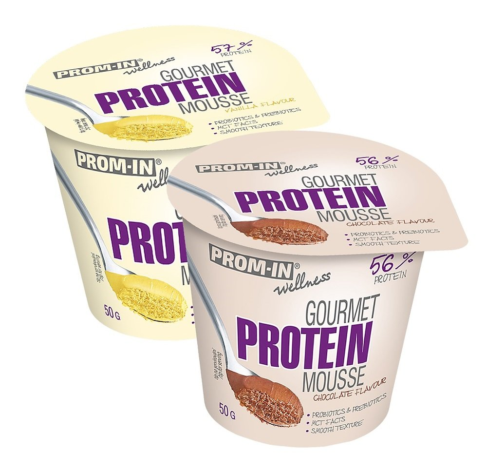 Protein Mousse - Prom-IN 50 g Vanilla