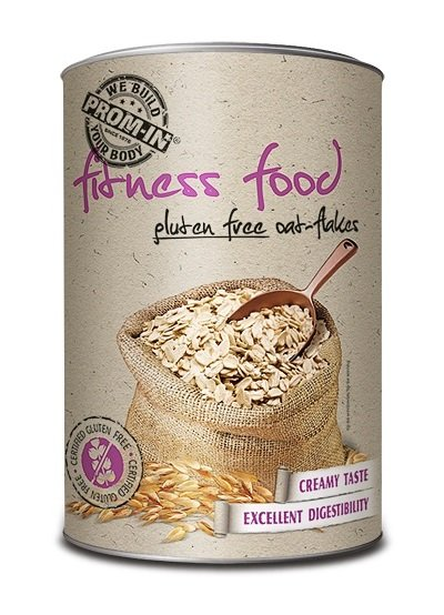 Gluten Free Oat-Flakes - Prom-IN 650 g Neutral
