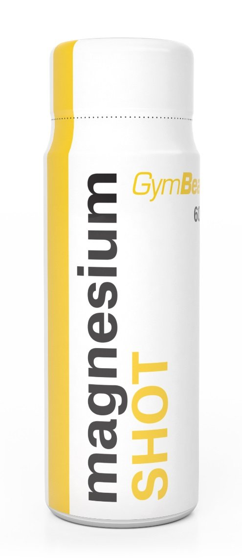 Magnesium Shot - GymBeam 60 ml. Orange