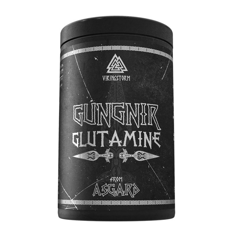Gungnir Glutamine - Vikingstorm 500 g Neutral