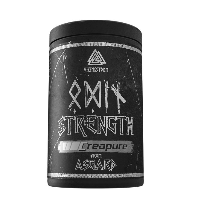Odin Strength Creapure from Asgard - Vikingstorm 500 g Neutral