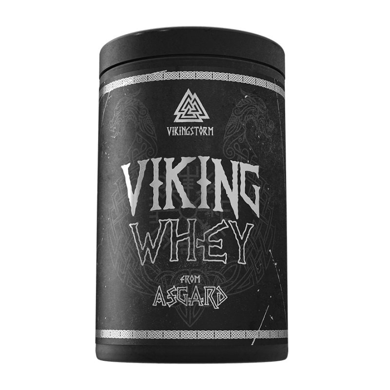 Viking Whey - Vikingstorm 1000 g White Chocolate Coconut