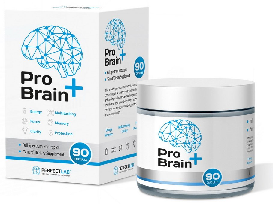 Pro Brain Plus - Perfect Lab 90 kaps.