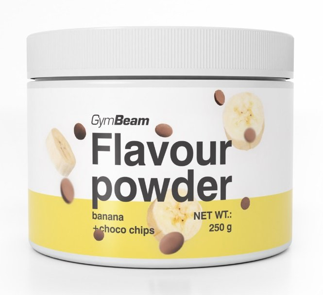 Flavour Powder - GymBeam 250 g Peanut Butter Caramel