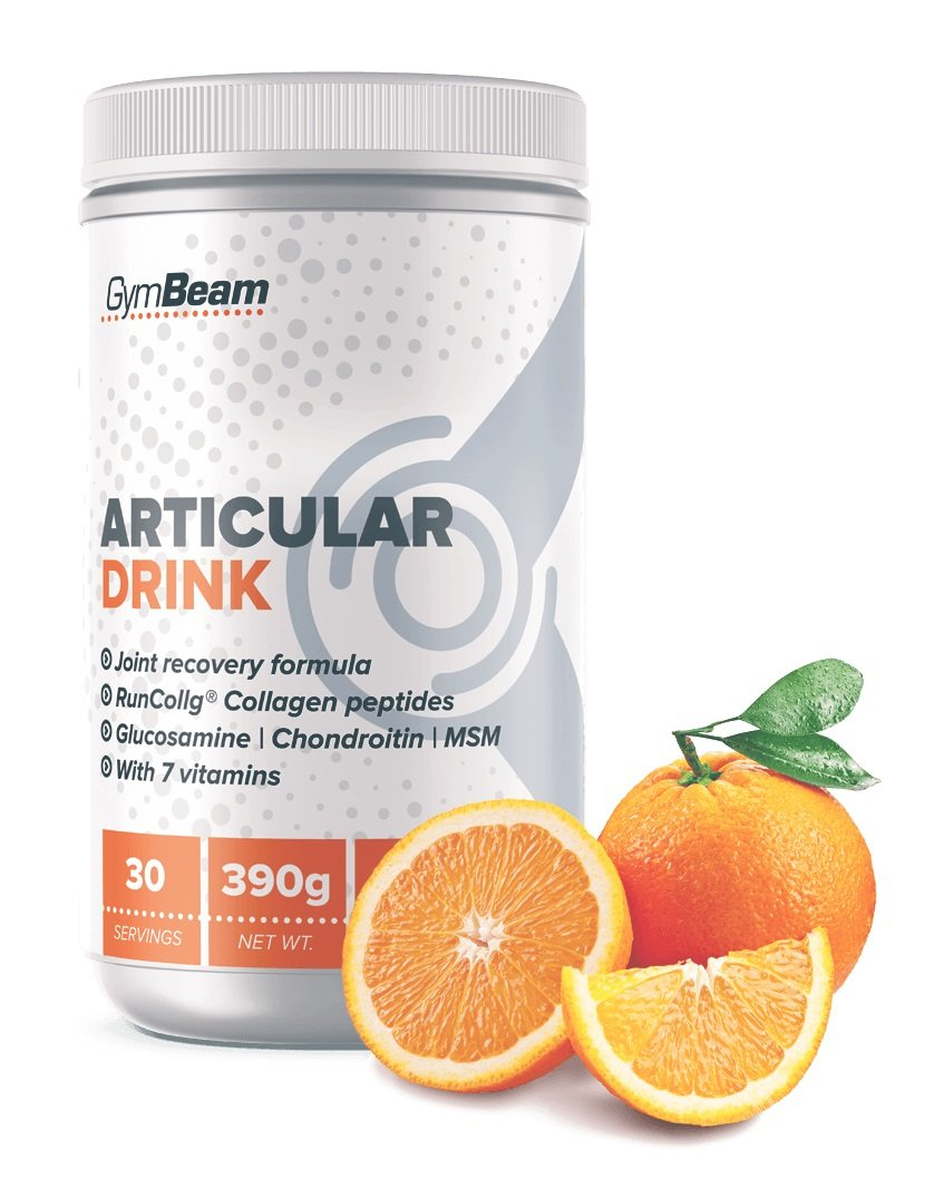 Articular Drink - GymBeam 390 g Raspberry