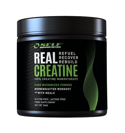 Real Creatine od Self OmniNutrition 500 g
