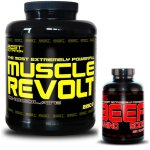 Muscle Revolt + BEEF Amino Zdarma - Best Nutrition